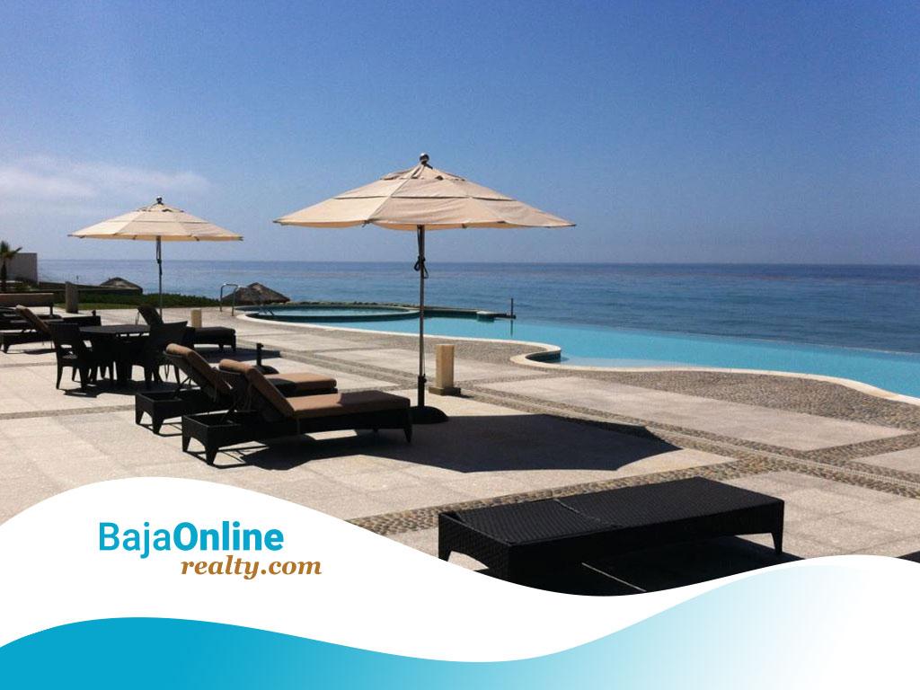 EXPIRED – Oceanfront Penthouse For Sale in Palacio del Mar, Playas de Rosarito – USD $595,000
