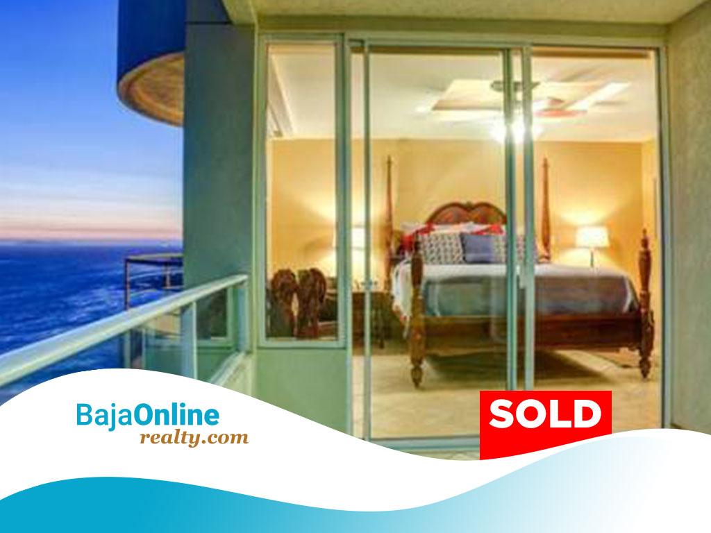 SOLD – Oceanfront Condo For Sale in Calafia, Playas de Rosarito