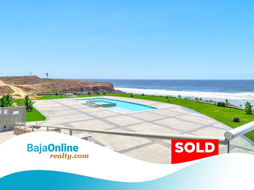 SOLD – Rosarito Oceanfront Condo For Sale in La Jolla Excellence